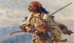 Έλληνας αγωνιστής, Karl Haag