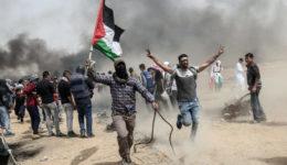 PALESTINIAN-ISRAEL-GAZA-
