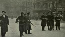 Γερμανία 1919 ένοπλοι εργάτες