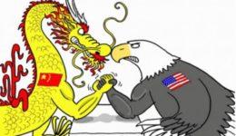 ΗΠΑ Κίνα εμπορικός πόλεμος-ipakinaantagonismos
