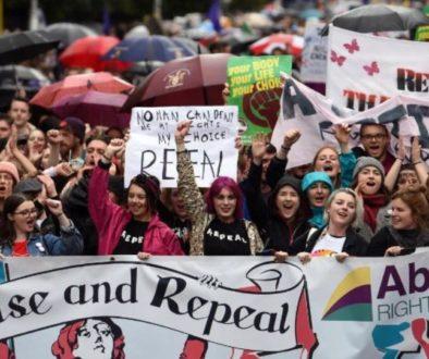 Ιρλανδία νομιμοποίηση αμβλώσεων-ire