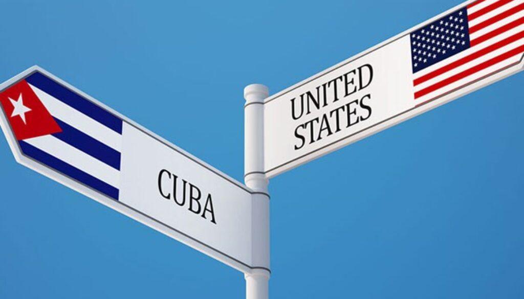 ΚΟΥΒΑ ΗΠΑ
