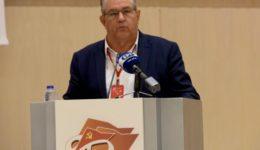 Κουτσούμπας-διεθνής-συνάντηση