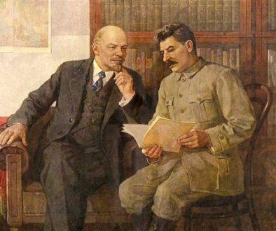 Λένιν Στάλιν Lenin-Stalin1949 Piotr-Vasiliev