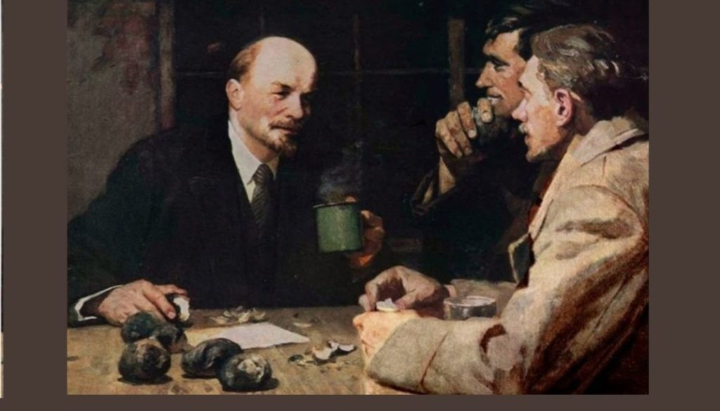 Λένιν με εργάτες (2)