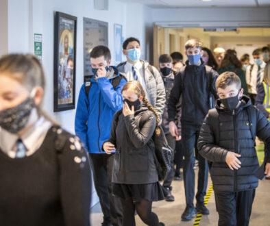 Britain Virus Outbreak