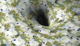 Μαύρη-τρύπα-τράπεζες