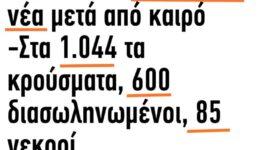 ΝΕΚΡΟΙ-ΑΠΟ-ΚΟΡΟΝΟΙΟ