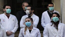 Healthcare System; Ministry of Health; convid19; coronavirus; doctors; employees; health care; protest; workers; Κορωναϊός; Ομοσπονδία Ενώσεων Νοσοκομειακών ; Υπουργείο Υγείας; γιατροί; γιατρός; διαμαρτυρία; διαμαρτυρόμενος; εργαζόμενοι; εργαζόμενος; κοροναϊός; κορονοϊός; κορωνοϊός;