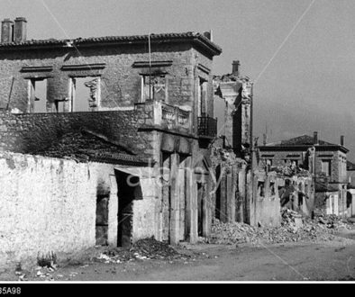 Ο ΒΟΜΒΑΡΔΙΣΜΟΣ ΤΗΣ ΛΑΜΙΑΣ 18 ΑΠΡΙΛΗ 1941