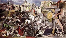 Ο βιασμός των γυναικών Sabine, 1962_pablo_picasso - 1α