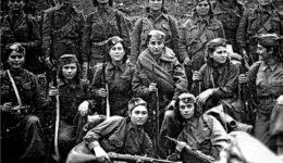 Αντάρτες γυναίκες