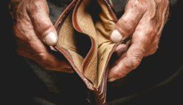 άδειο πορτοφόλι