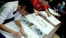 Σχολής Πλαστικών και Επιστημών της Τέχνης