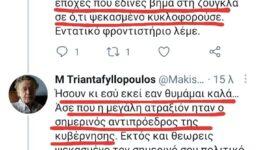 ΤΖΗΜΕΡΟΣ-ΤΡΙΑΝΤΑΦΥΛΛΟΠΟΥΛΟΣ