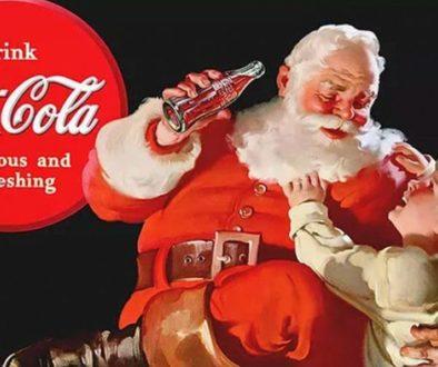 Coca Cola -Σάντα Κλάους
