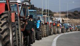 αγροτικές κινητοποιήσεις
