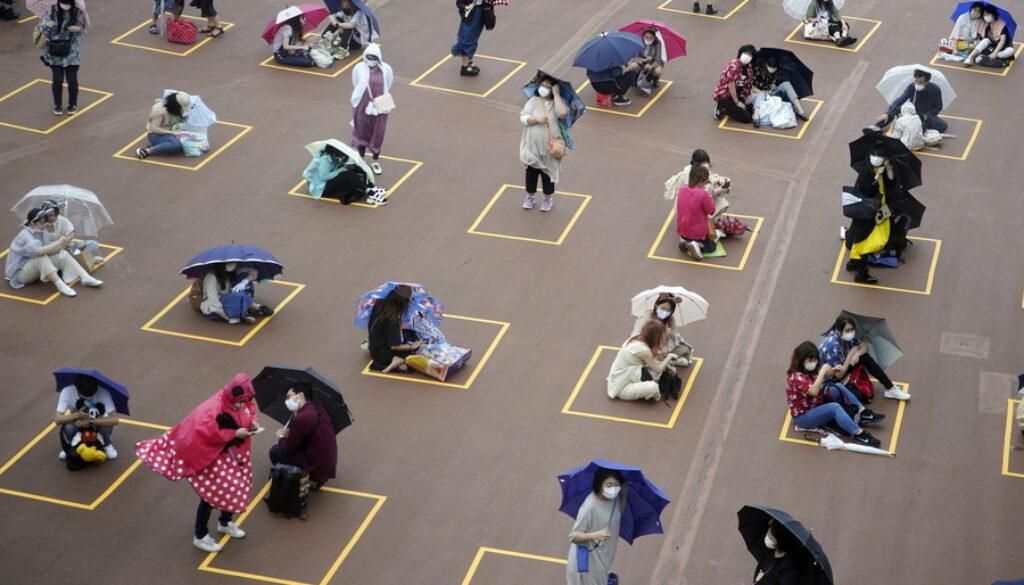Tokyo Disneyland reopens after four months amid coronavirus pandemic