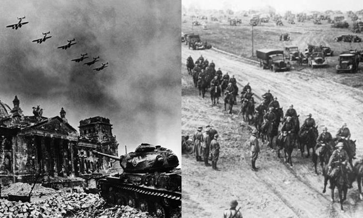 Μερικά στοιχεία για το Σύμφωνο Μολοτοφ-Ρίντμπεντροπ, τον υποτιθέμενο  διαμελισμό της Πολωνίας και τον Ρωσοφινλανδικό Πόλεμο - e-Πρόλογος