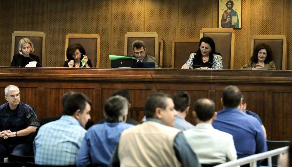 δίκη ΧΑ 1
