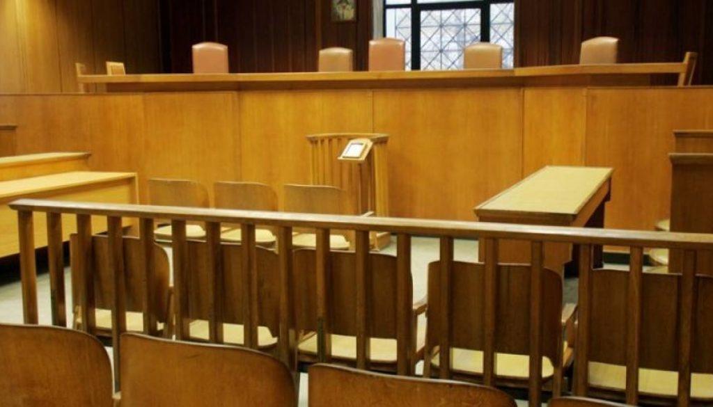 δικαστικοί υπάλληλοι
