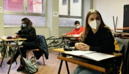 ιταλία μαθητές