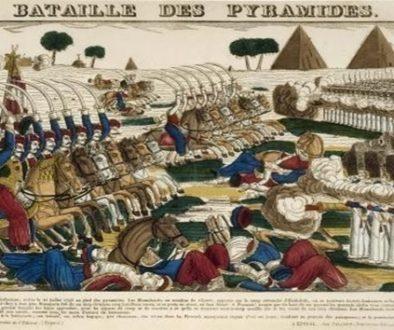 μάχη των πυραμίδων