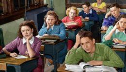 μαθητές που βαριούνται