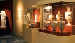 μουσείο προθήκη