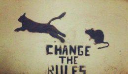 να αλλάξουμε τα πράγματα