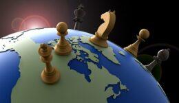 παγκόσμια σκακιέρα