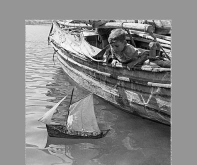 παιδί -βάρκα