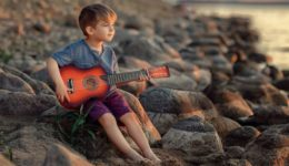 παιδί-μουσική