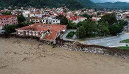 πλημμύρες-Μουζάκι-Καρδίτσα