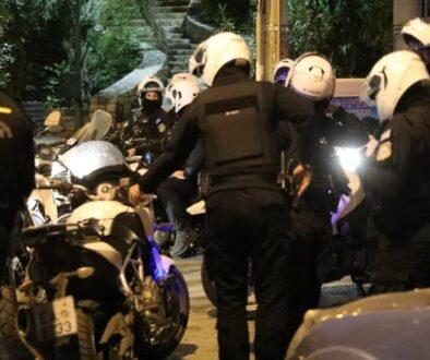 σεπολια αστυνομική βία