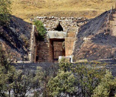 τάφος αιγίσθου-mikines