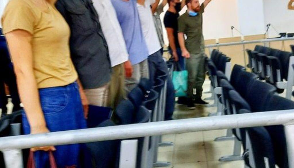 τουρκοι πολιτικοί πρόσφυγες