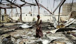 Mideast Yemen Saudi