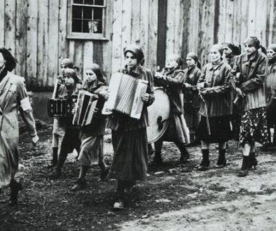 Άουσβιτς γυναικεία ορχήστρα