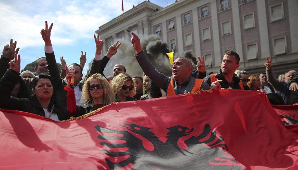 Αλβανία 1α