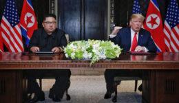 Β. Κορέα-ΗΠΑ