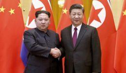 Β. Κορέα - Κίνα