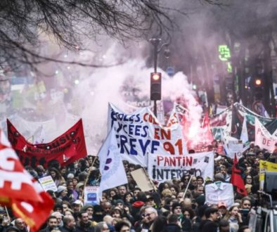 Γαλλία -απεργία