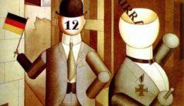 Γκέοργκ-Γκρός-Ρεμπουμπλικάνικα-αυτόματα.-Έργο-του-1921