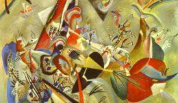 Καντίνσκι Wassily-Kandinsky.-In-Grey.-1919