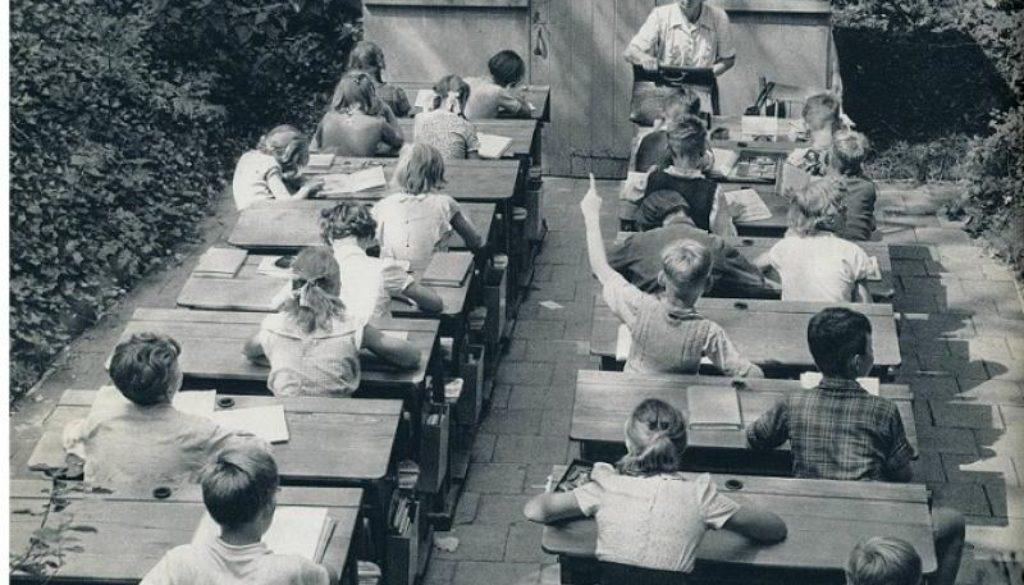 Μαθητές εκτός τάξης