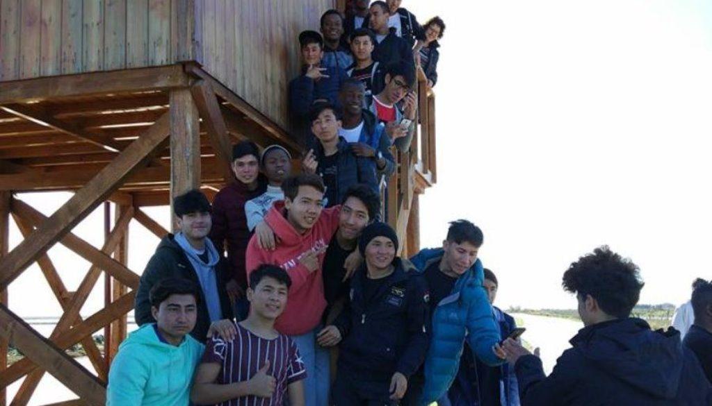 Μόρια προσφυγες