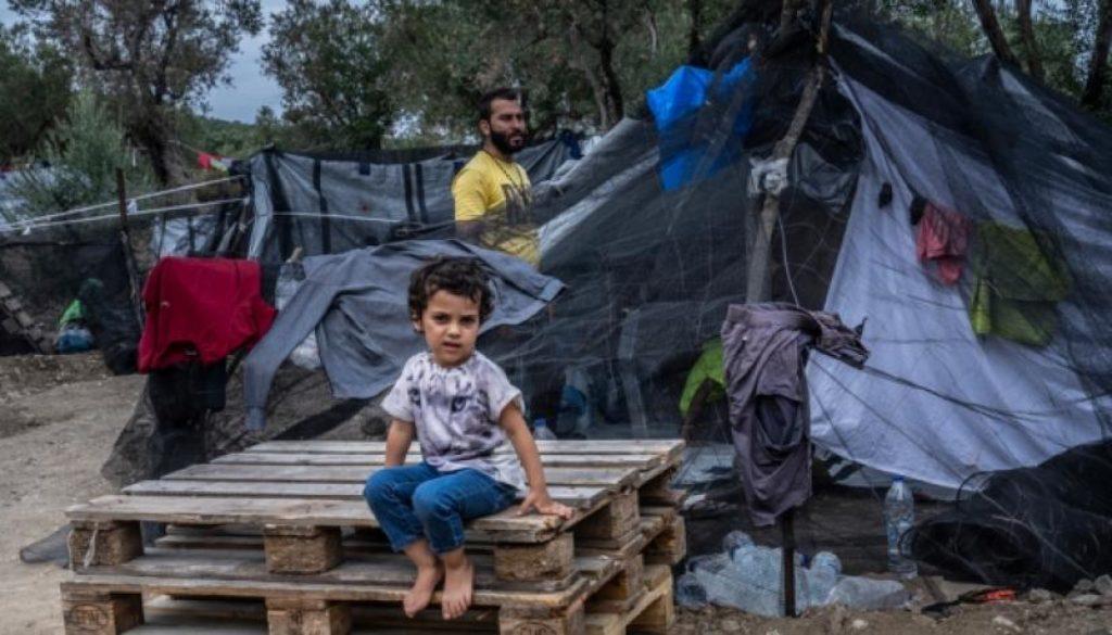 Μόρια-πρόσφυγες
