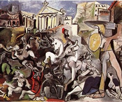 Ο βιασμός των γυναικών Sabine, 1962_pablo_picasso