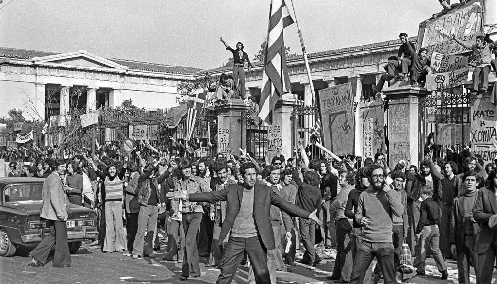 Ο-ξεσηκωμός-των-φοιτητών-σήμανε-την-αρχή-του-τέλους-της-δικτατορίας